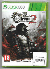 Castlevania 2 lords of shadow - Neuf scellé sous blister d'origine Jeu XBOX 360