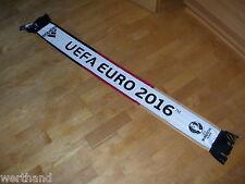 ADIDAS DFB  DEUTSCHLAND Schal Continental UEFA Euro 2016 France  AX6098