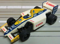Für H0 Slotcar Racing Modellbahn --- Formel 1 /  Indy mit Tomy Motor