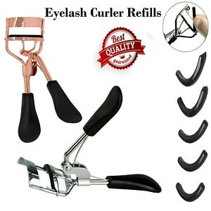 Eyelash Curler Refill Rubber Pads Make Up Tool Replacement Circle Cosmetic Clip