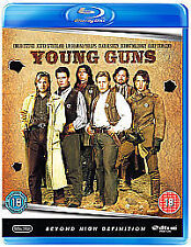 YOUNG GUNS (Emilio Estevez) - BLU-RAY - REGION B UK