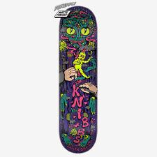 "Santa Cruz Knibbs Reptilian Powerply Skateboard Deck - 8.25"" - purple"