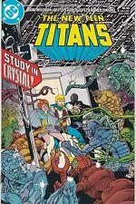 New Teen Titans #10. VF/NM. 1985