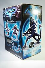 "McFarlane Toys AVP Alien vs Predator Grid Alien 12"" Figure New in Box 1/6"
