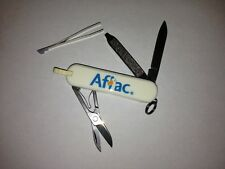 FIVE Aflac Insurance Swiss Army Knives In Tin - Brand New