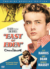 East Of Eden 2 Disc Special Edition DVD Starring Julie Harris, James Dean and Ra