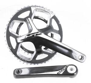FSA Gossamer Pro BB386 EVO ABS Road Bike Crankset 50/34T N10/11s 170mm NEW