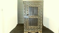 Authentic Mango Wood Cabinet with Lock