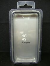 Cheap Chinese Cellphone Bumper - Fits Apple iPhone 4S