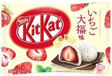 Japanese Kit-Kat Strawberry Daifuku KitKat Chocolates 11 bars
