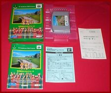 St. Andrews Old Course Golf for Japanese Import Nintendo 64 System NEW IN BOX