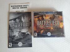 Battlefield 1942: Deluxe Edition (PC, 2003)