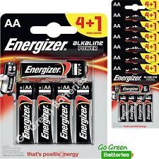 40 x Energizer AA Alkaline Power Plus Batteries LR6 MN1500 MIGNON STILO 2026 exp