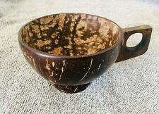 Handmade Coconut shell cups