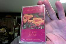 Radhika Miller- Gems of Grace- Flute Music- sealed cassette tape