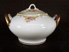 Union Ceramique FB & Co Limoges Sugar Bowl