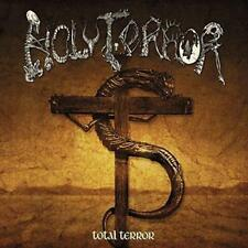 Holy Terror - Total Terror (NEW 4CD+DVD)