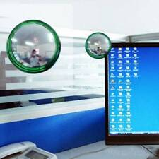 Practical Office Computer Convex Mirror Anti-peeping Rear View Mirrors Display`