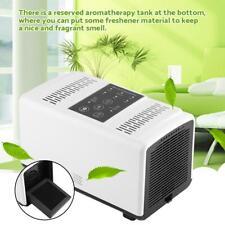Luftreiniger Geruchsbeseitiger HEPA - Filter Ionisator Luftwäscher für Indoor OM