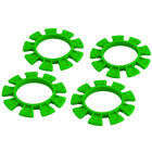 JConcepts 2212-5 Satellite tire gluing rubber bands : Green