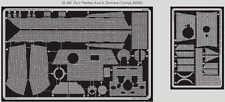 EDUARD 1/35 Zimmerit pz.kpfw.v PANTHER ausf. A per Tamiya kit #35425
