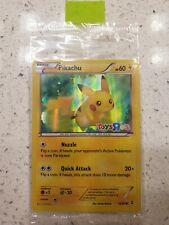 Pokemon Pikachu Toysrus Holo Card 26/83 Sealed Error Misprint Card RARE NICE!!