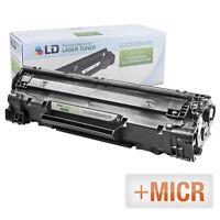 LD Replacement CE285A 85A Black MICR Toner Cartridge for HP Laserjet/PRO P1109W