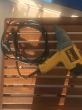 """DEWALT 1/2"""" DRIVE IMPACT,DW290 WITH 7.5 AMP MOTOR Great Condition"""