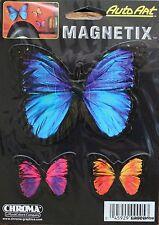 Butterfly Magnet Decal Sticker For Metal Surface Car Truck Cabinet  Locker Fun