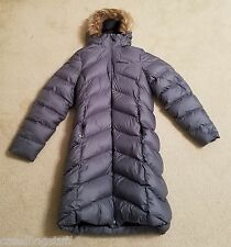 Marmot MONTREAUX DOWN COAT Jacket Women's L Large Very Gently Used  Puffy Warm