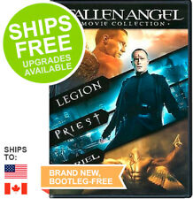 Fallen Angel Collection, Legion, Priest, Gabriel, (DVD, 2013) NEW, Sealed