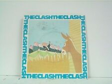 "THE CLASH ""ENGLISH CIVIL WAR / PRESSURE DROP"" 45 /w PS  NEAR MINT RECORD ENGLISH"