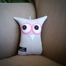 ❤️Owl Softies ❤️ Branded! 18cm Owl Denim | Designer | Girls | Gifts | Moschino