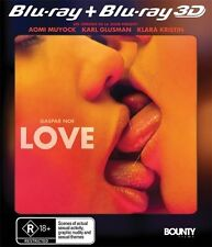 Love (Blu-ray, 2015)