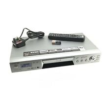 Sony CD DVD Player DVP-NS300 Precision Drive 2 Silver Remote Full working order