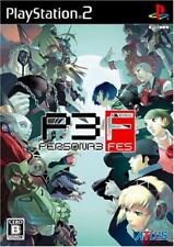 PS2 Persona 3 Fes Independent Starting Ver. Video Games PlayStation 2 Japan
