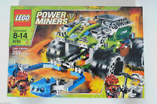 Lego Claw Catcher  8190  Power Miners  New in Factory Sealed Box