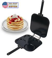 Perfect Bake & Serve Pancake Maker Pan  Eggs French Toast Omelette Flip Jack Pan