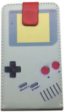 Hülle LG Optimus L7 P700 Cover Game Boy Deckel Flip Top Hardcover Nintendo