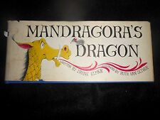 1964 Scarce 1st MANDRAGORA'S DRAGON Irene Elmer & Ruth Van Sciver HC/DJ Mice Cat