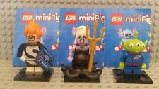 Lego Minifigures DISNEY URSULA TOY STORY ALIEN SYNDROME collectible mini figures