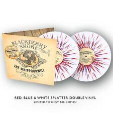 Blackberry Smoke 'The Whippoorwill' Red, White & Blue Splatter Vinyl - NEW
