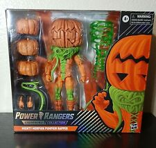 Power Rangers Lightning Collection MIGHTY MORPHIN PUMPKIN RAPPER Spectrum Box