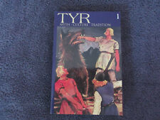TYR Journal : Myth—Culture—Tradition VOLUME 1
