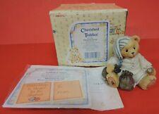 1994 Cherished Teddies Ebearnezer Scrooge Bah Humb 00004000 Ug Figurine 617296