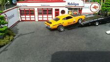 Ho Slot Cars 1970 Ford Torino Cobra New Metal With New Tjet Ultra-g Chassie