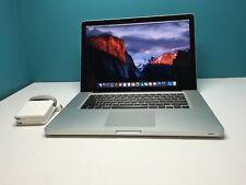 Apple MacBook Pro 15 Pre-Retina / 1TB STORAGE / 8GB / OS-2015! 3 YEAR WARRANTY!