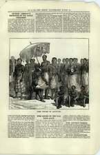 1880 Capt Lambart Narrative Of The Boers Treachery