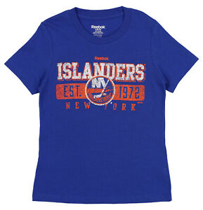 Reebok NHL Youth Girls (7-16) New York Islanders University Block Shirt