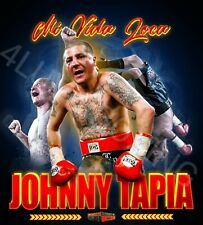 Johnny Tapia 4LUVofBOXING New Boxing Poster Mi Vida Loca